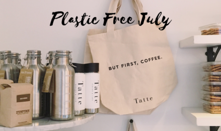 How to go plastic free this Plastic Free July