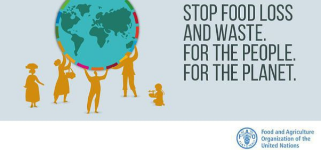 Stop food loss and food waste