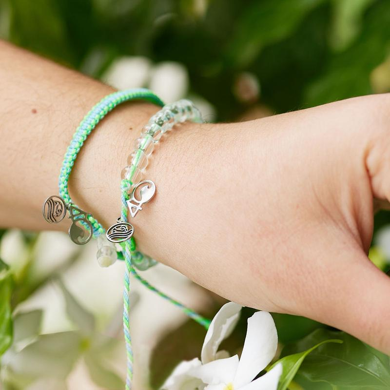 Earth Day 2021 40cean bracelet
