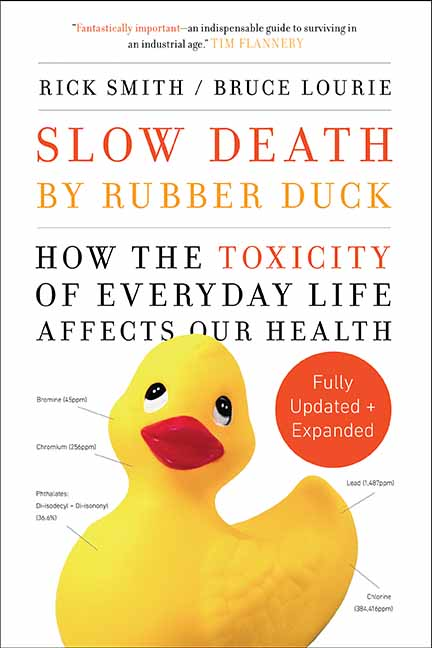 Slow Death by Rubber Duck book review